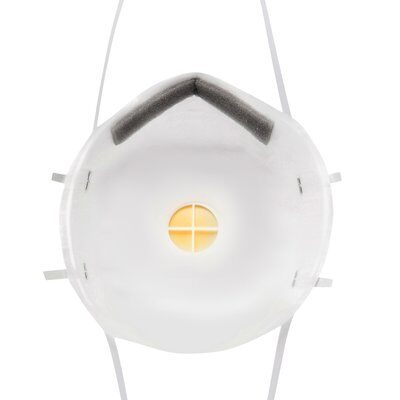 Полумаска фильтрующая (респиратор) 3M 8122