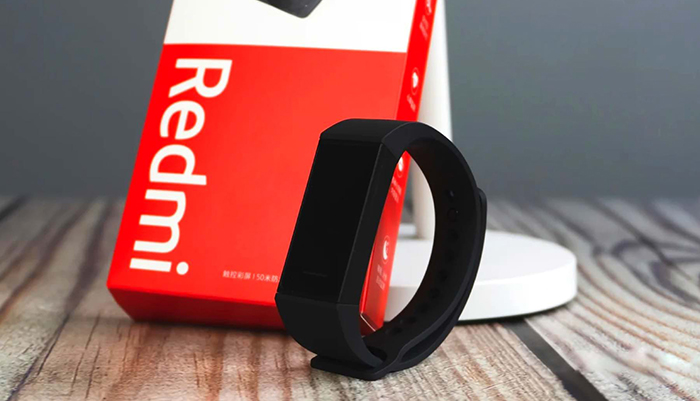 Браслет Redmi Band Black