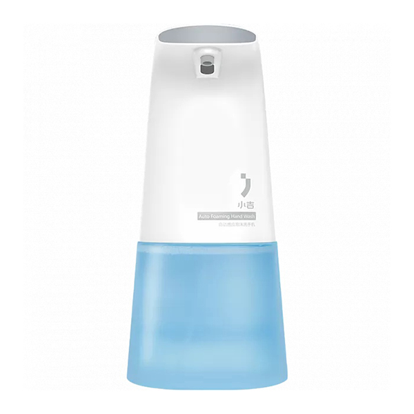 Дозатор мыла Xiaomi Auto Foaming Hand Wash бело-голубой