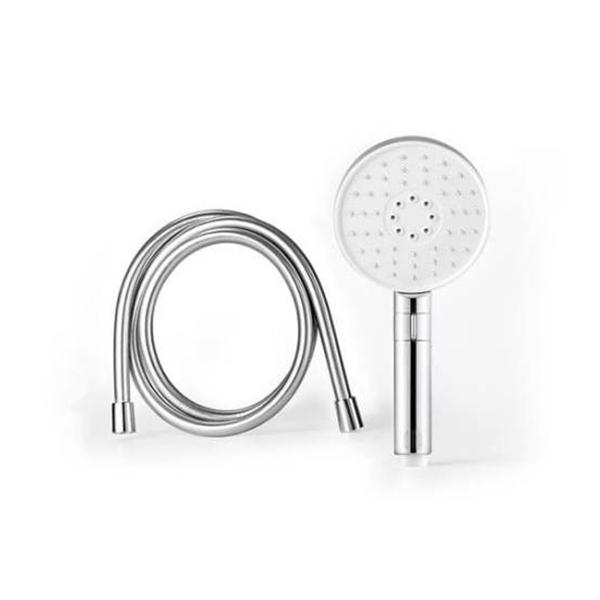 Душевой комплект лейка, душевая стойка и шланг для душа Xiaomi DIIIB Large white hose shower lift set