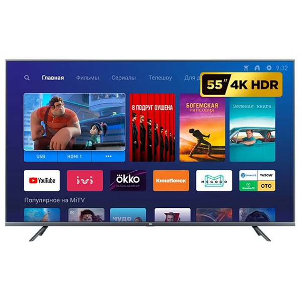 Телевизор Xiaomi Mi TV 4S 55 T2 54.6 (2019) Global Version