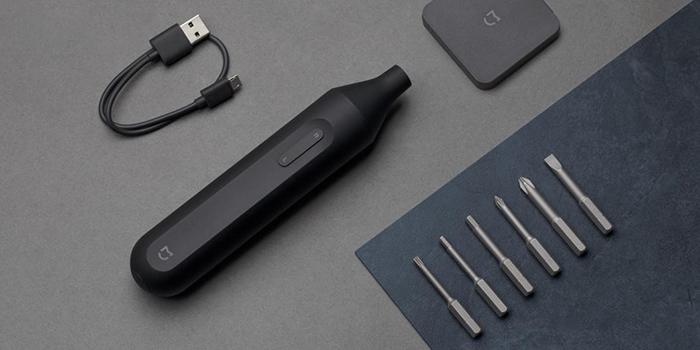 Отвертка Xiaomi Mijia Electric Screwdriver (MJDDLSD002QW)