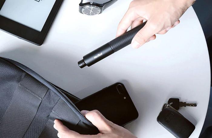 Телескопическая дубинка Xiaomi Nextool Safety Survival Telescopic Rod Black