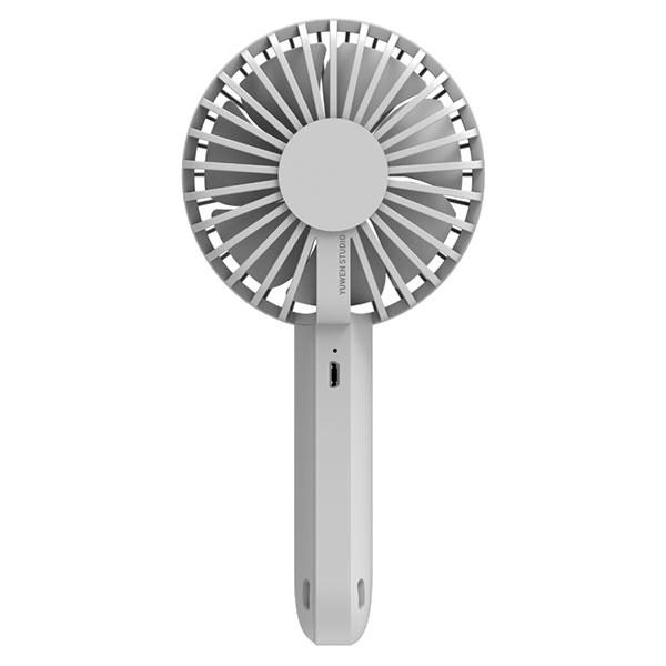 Переносной настольный вентилятор Xiaomi VH Handheld fan Grey