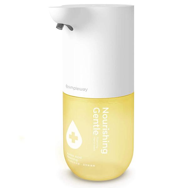 Дозатор мыла Xiaomi Simpleway Automatic Soap Dispenser (ZDXSJ02XW) желтый