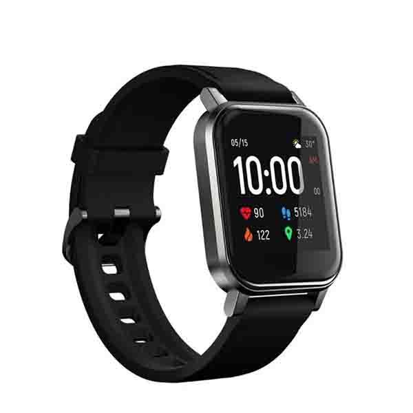 Умные часы Xiaomi Haylou LS02 черный