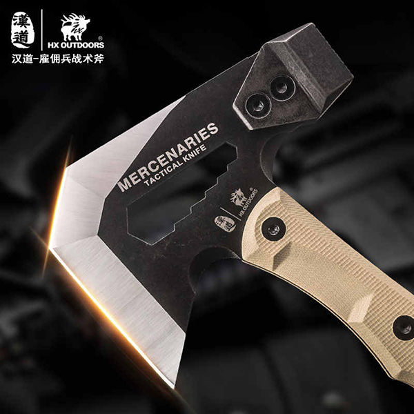 Туристический томагавк Xiaomi HX Outdoors mercenary tactical axe