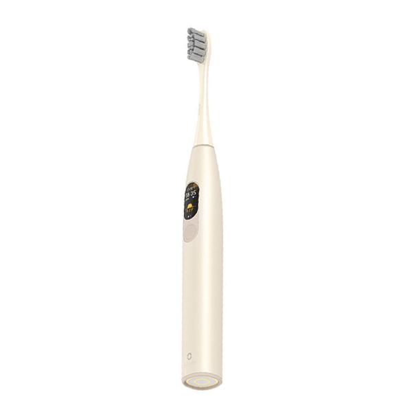 Электрическая зубная щетка Oclean X (Global version) бежевый