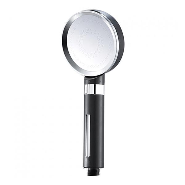 Лейка для душа dIIb Dechloration Pressurized Beauty Shower черный (DXHS004)