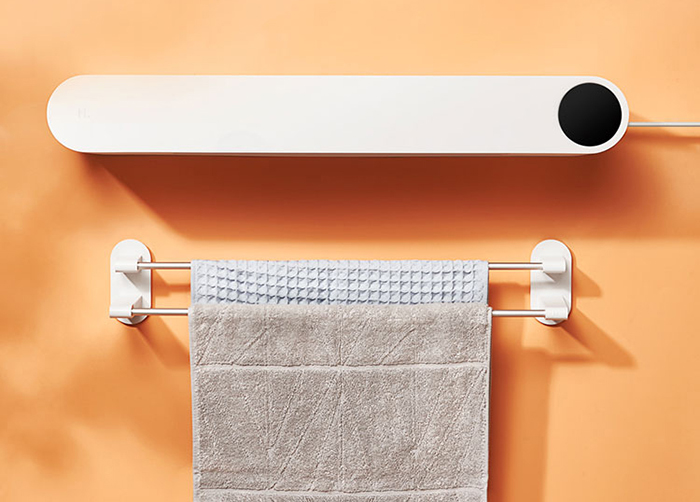Антибактериальная сушилка для белья HL Towel Disinfection Dryer (белый) (YSHR03)
