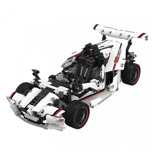 Умный конструктор Xiaomi Mi Smart Building Blocks Road Racing - Гоночный автомобиль болид (GLSC01IQI)