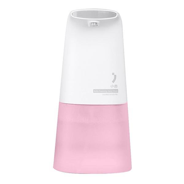 Дозатор мыла Xiaomi Xiaoji Auto Foaming Hand Wash розовый