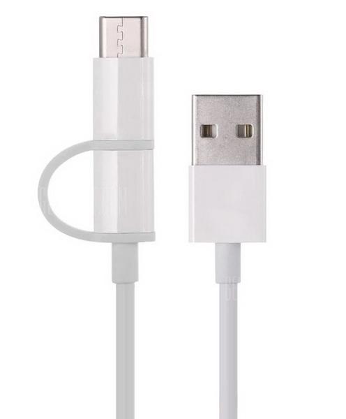 Usb-кабель Xiaomi Micro USB - Type C