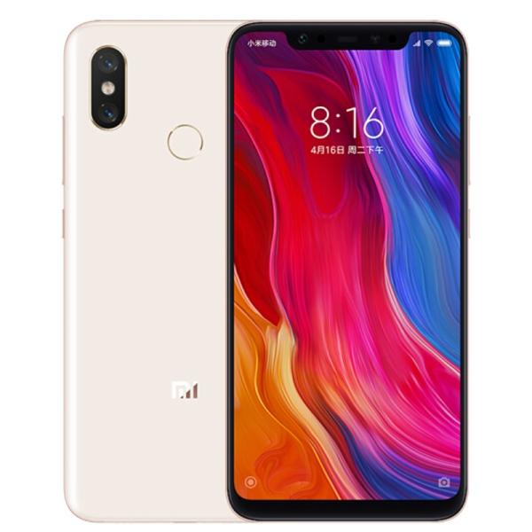 Xiaomi Mi8 6/128 золотой