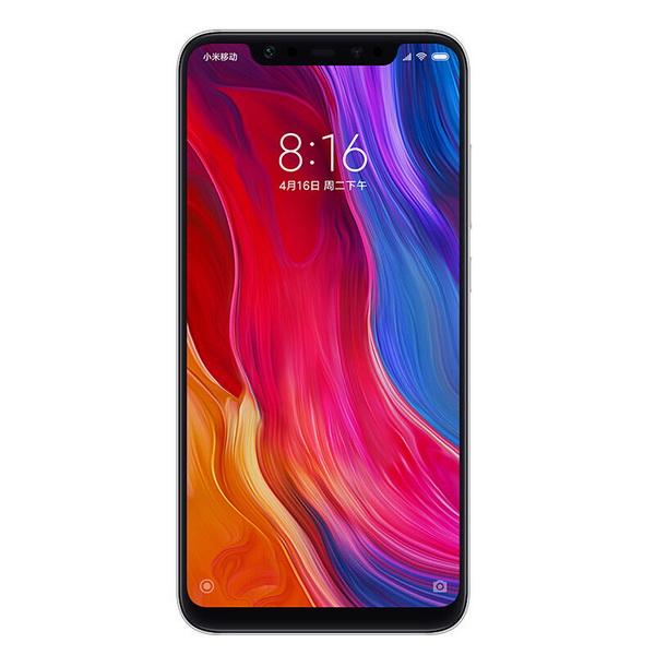 Xiaomi Mi8 6/128 черный (Global Version)