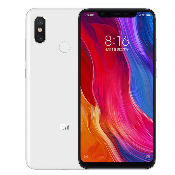Xiaomi Mi8 6/128 белый (Global Version)