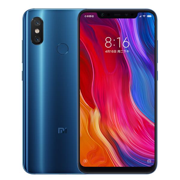 Xiaomi Mi8 6/128 синий