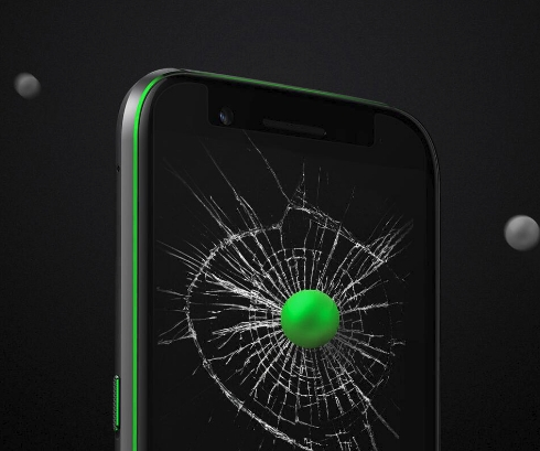 защитное стекло оригинальное для Xiaomi Black Shark