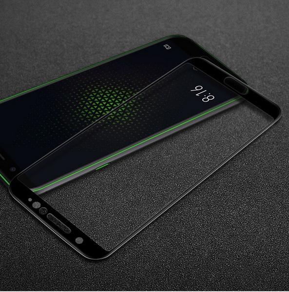 защитное стекло для Xiaomi Black Shark черное