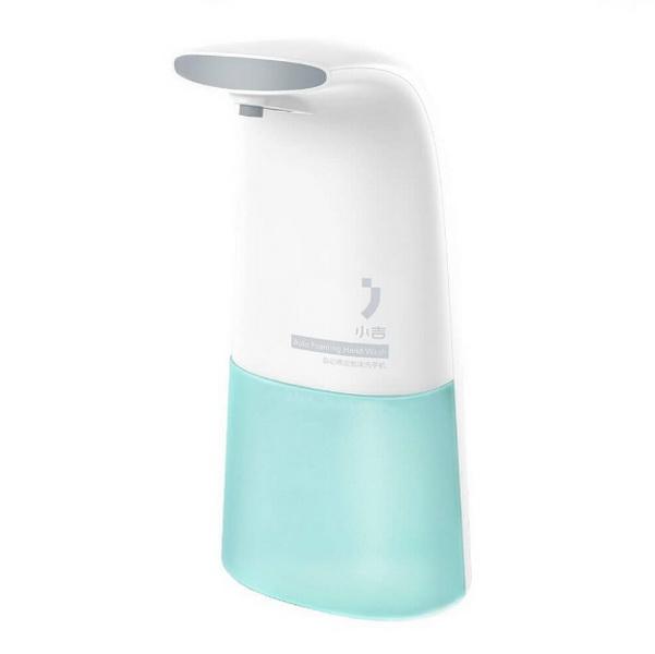 Дозатор мыла Xiaomi Xiaoji Auto Foaming Hand Wash голубой