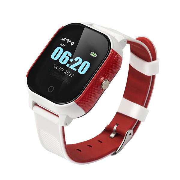 Часы Smart Baby Watch FA23 бело-красный
