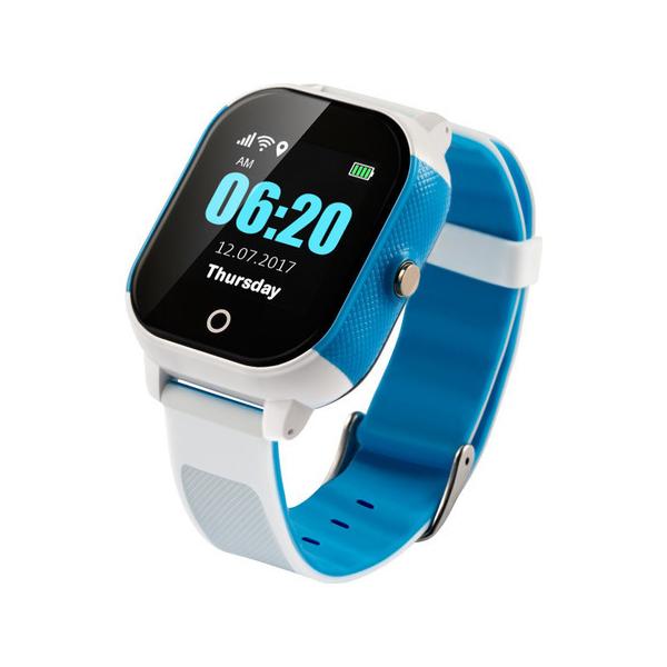 Часы Smart Baby Watch FA23 бело-голубой