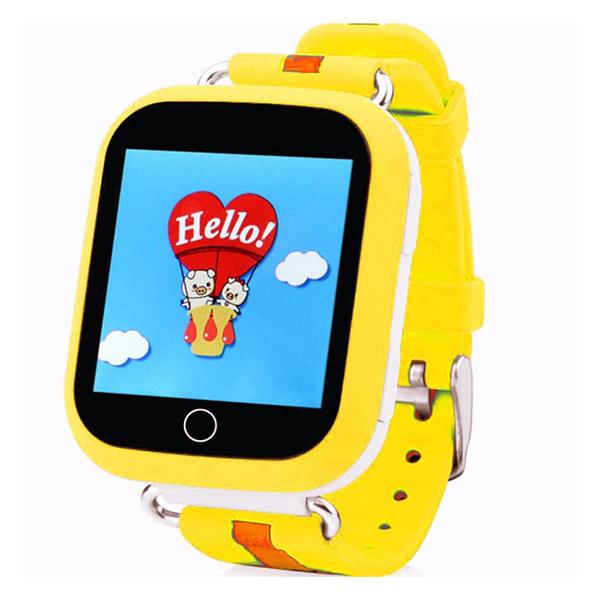 Часы Smart Baby Watch Q100 желтый