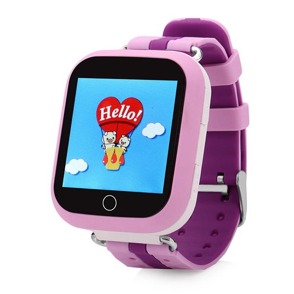 Часы Smart Baby Watch Q100 розовый