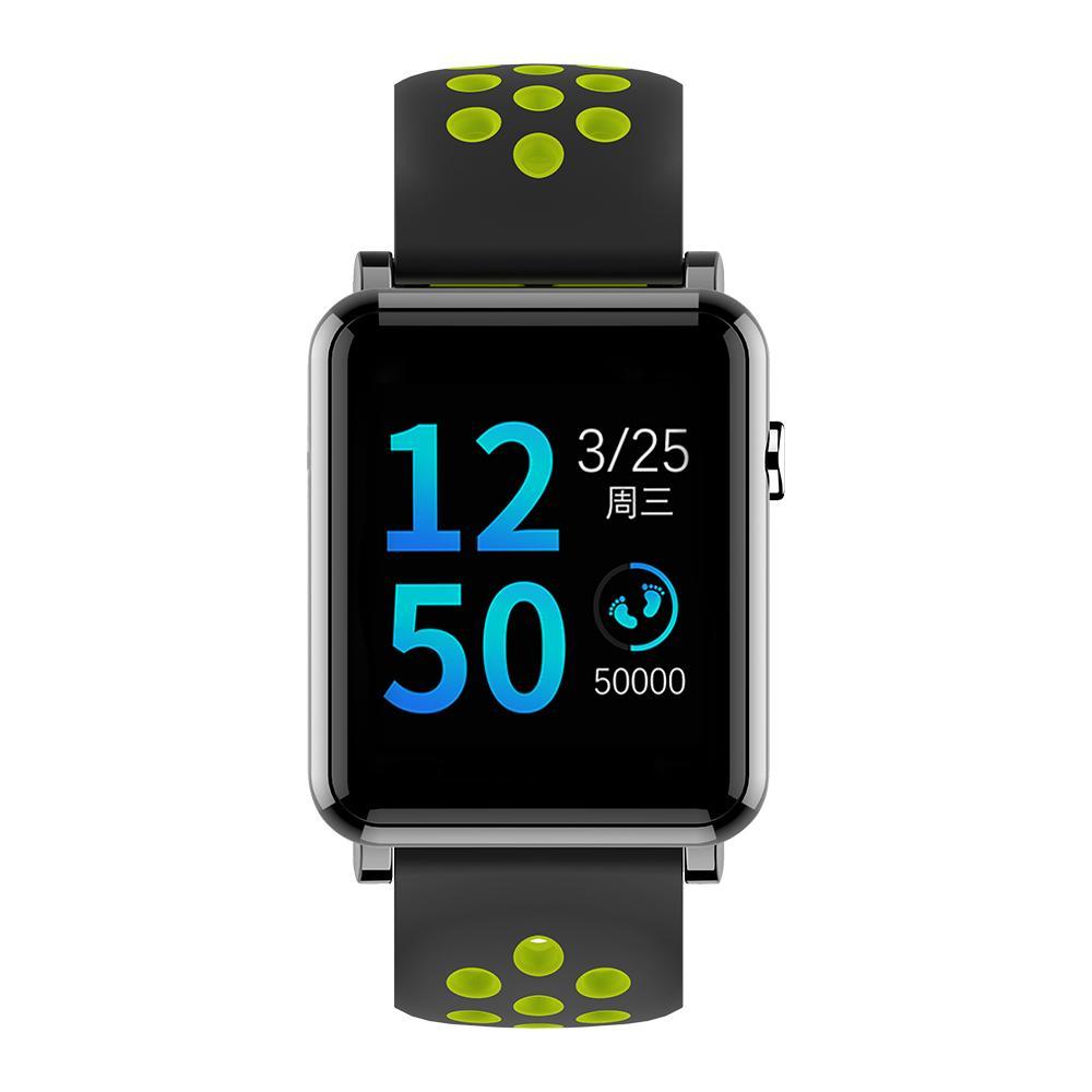 Смарт часы ky106 зеленый