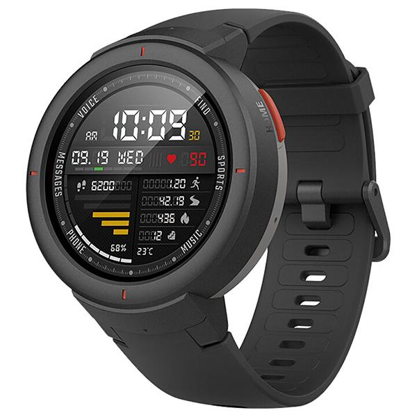 Часы Xiaomi Amazfit Verge серый