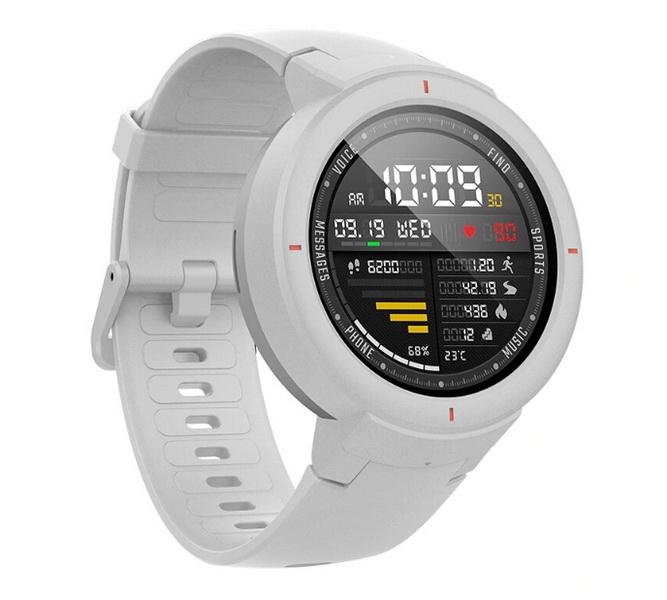 Часы Xiaomi Amazfit Verge белый