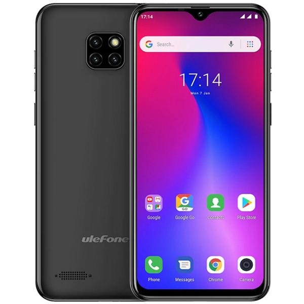 Ulefone Note 7 черный