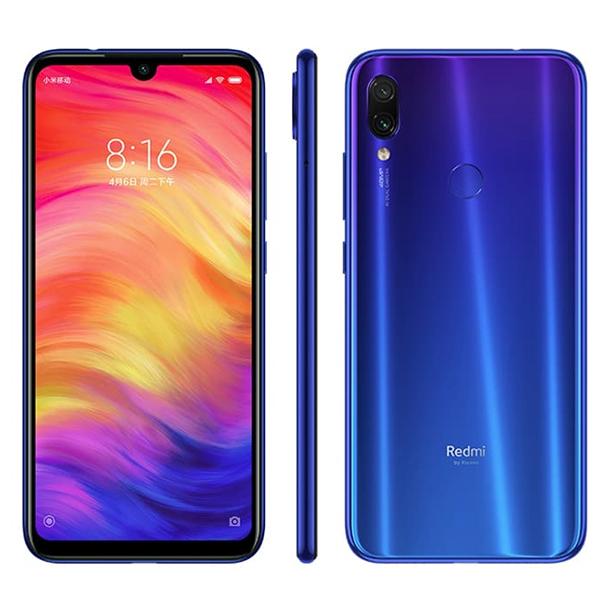Xiaomi Redmi Note 7 4/64GB синий