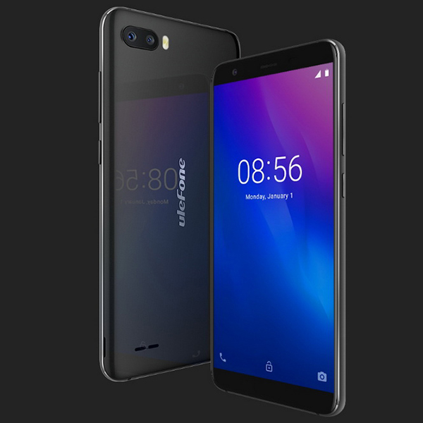 Ulefone S1 черный
