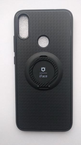 Чехол бампер iFace для Redmi Note 7 черный