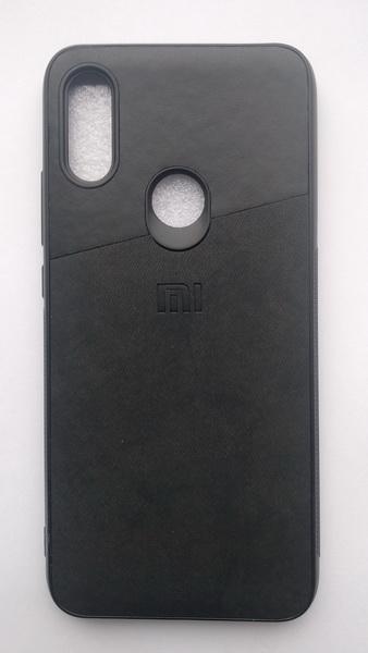 Чехол бампер для Redmi Note 7 черный