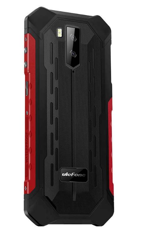 Ulefone Armor X3 красный