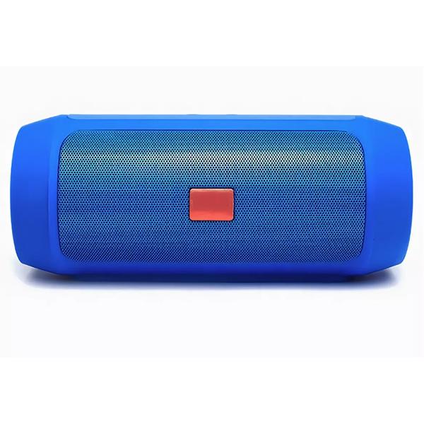 Беспроводная портативная колонка Charge 4+ средняя синий