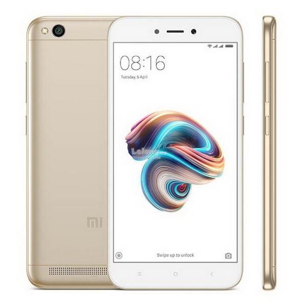 Xiaomi redmi 5a 16GB золотой (БУ 7 дней)