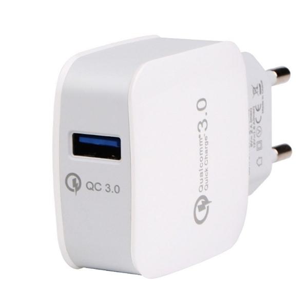 Зарядное устройство Qualcomm quick charge 3.0