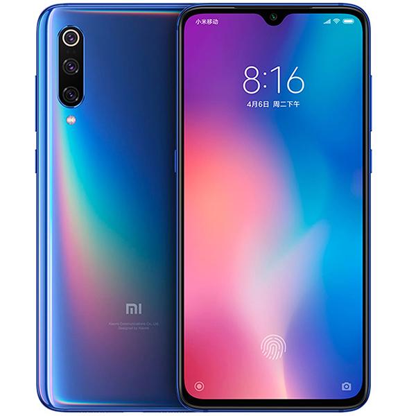 Xiaomi Mi9 6/128GB синий (Global Version)