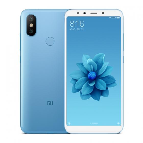 Xiaomi Mi 6X 4/32Gb синий