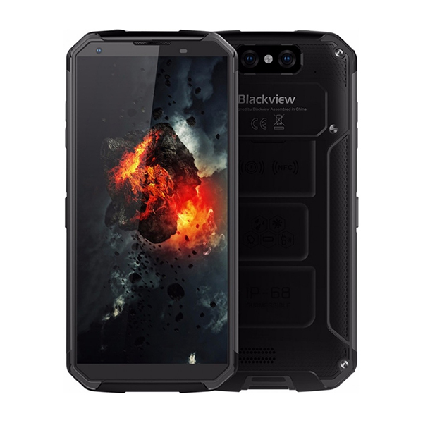Blackview BV9500 Plus черный