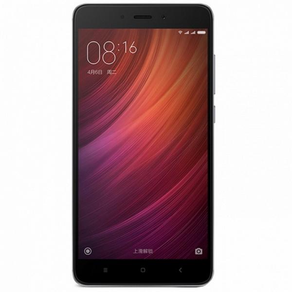 Xiaomi redmi Note 4 64GB черный (БУ 1 месяц)