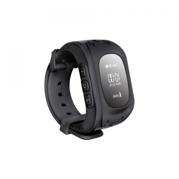 Детские часы с GPS трекером Smart Baby Watch Q50 черный (БУ 10 дней)