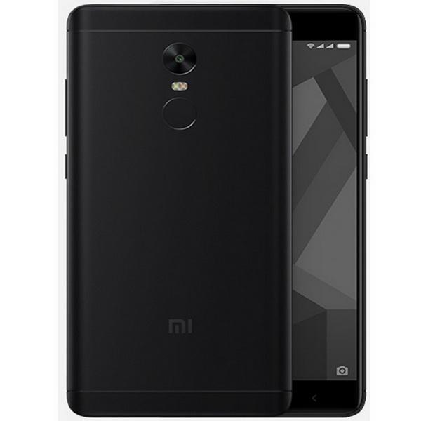 Xiaomi Redmi Note 4X 3Gb 32Gb черный (БУ 5 дней)