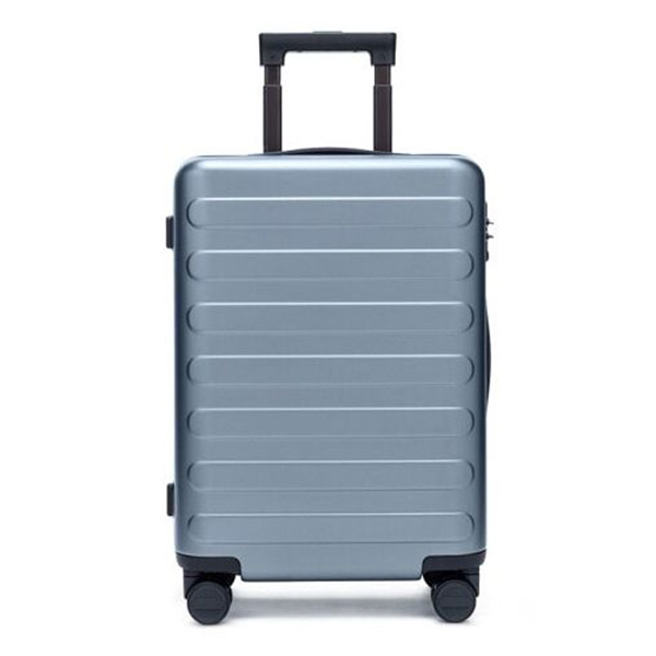 Чемодан Xiaomi Mi 90 Fun Seven Bar Business Suitcase 20 Light Blue
