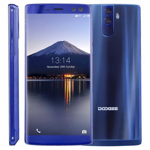 Doogee BL12000 Pro 32Gb синий (БУ 2 месяца)
