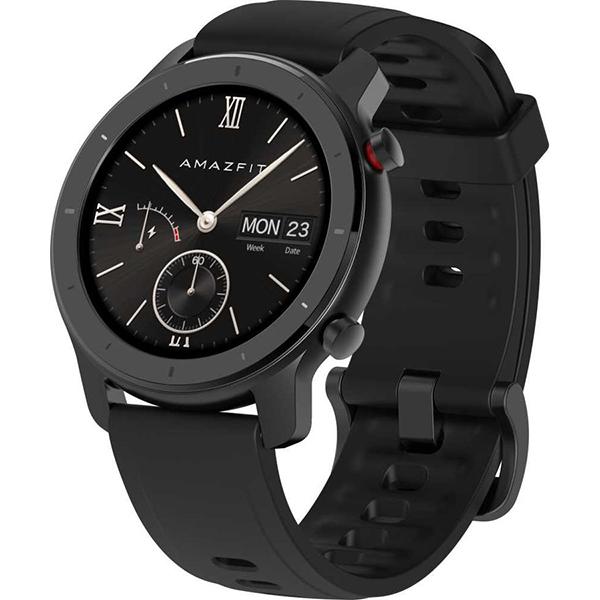 Часы Xiaomi Amazfit GTR 42mm A1910 Aluminium Black (EU)