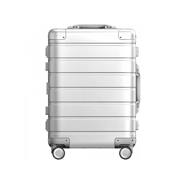 Чемодан Xiaomi 90 Points Metal Luggage 20 (XNA4034RT) серебристый
